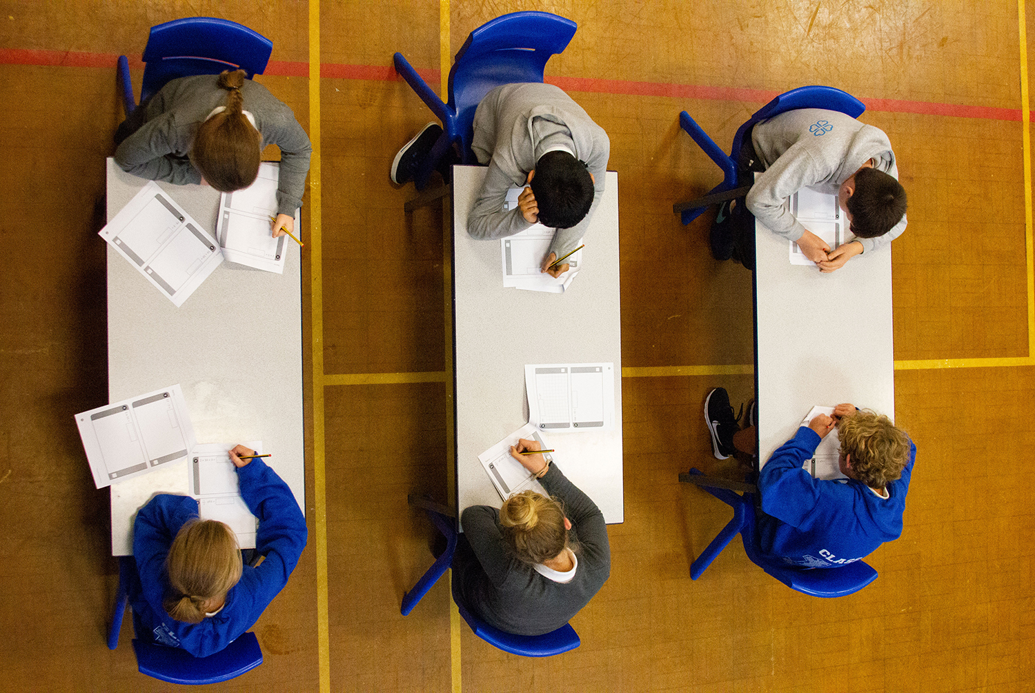 Testing is at the heart of education's problems