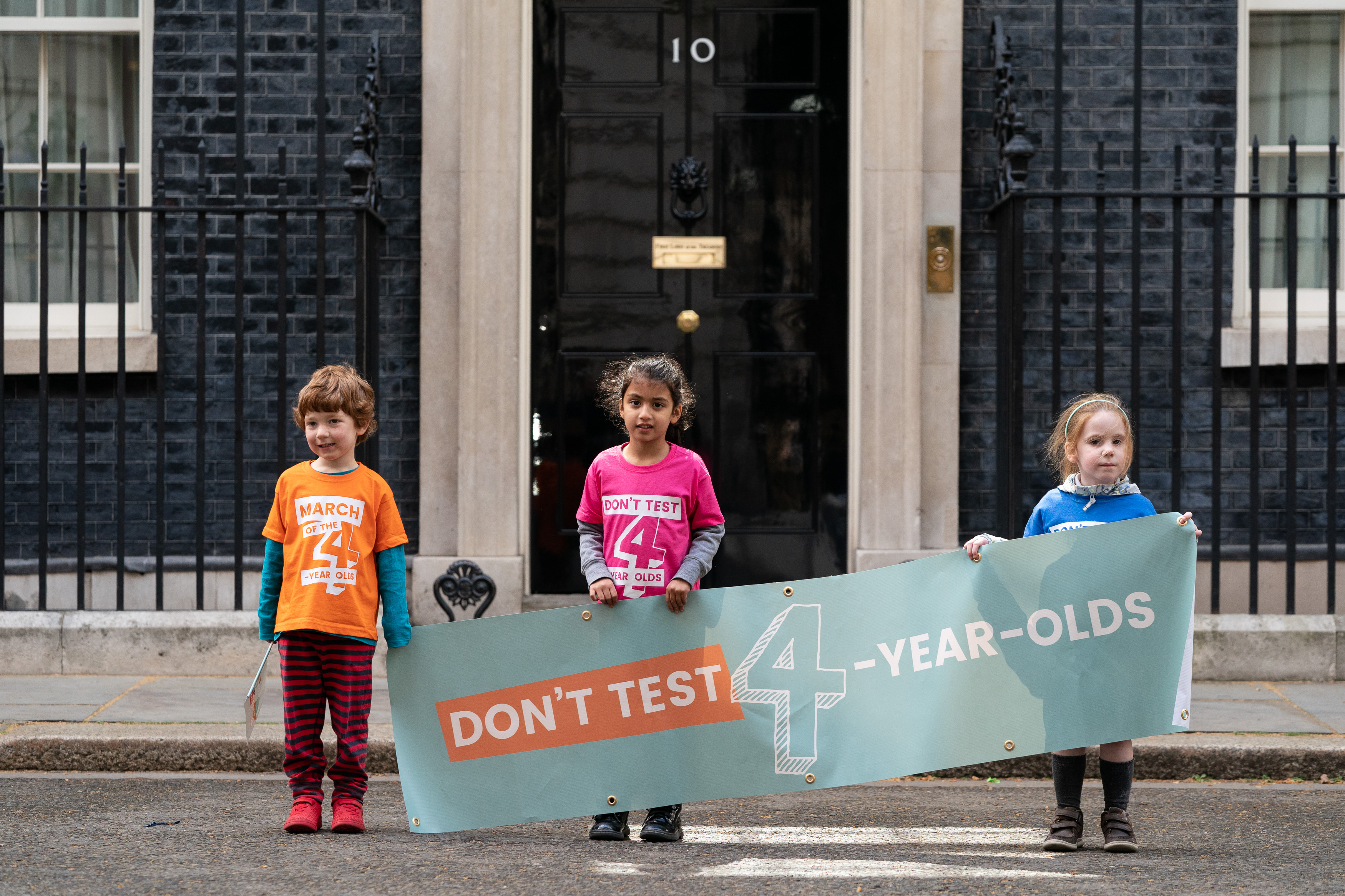 Parents say no to testing four-year-olds
