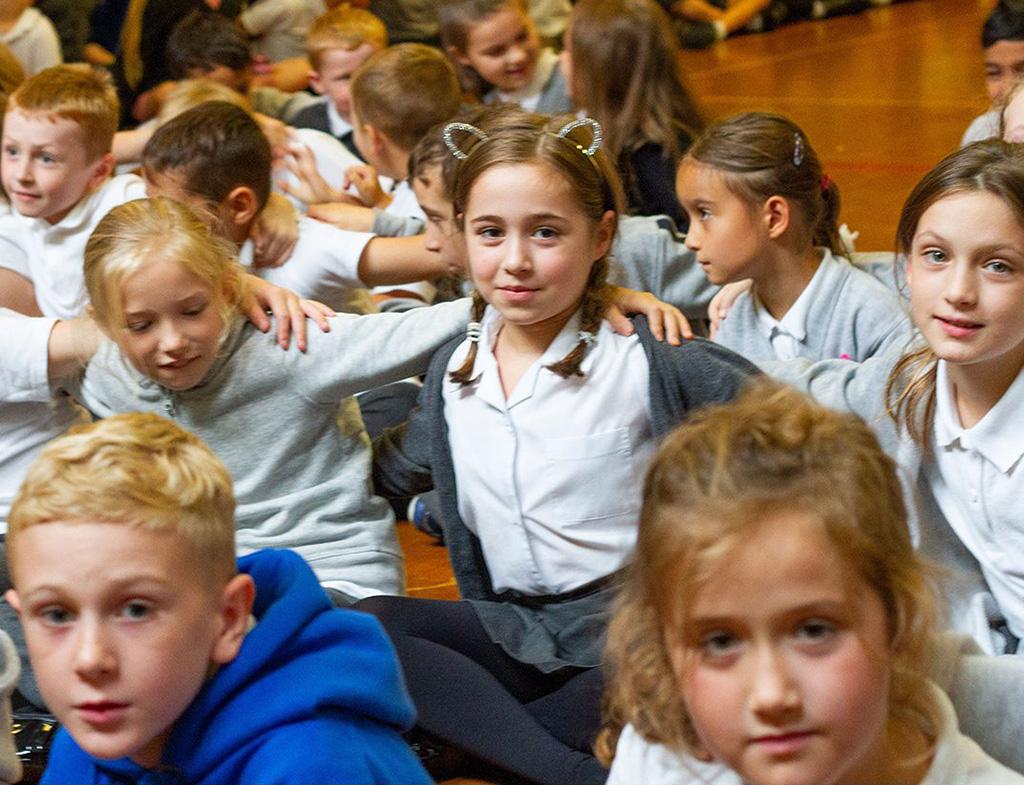 Assessment For Children: A Charter