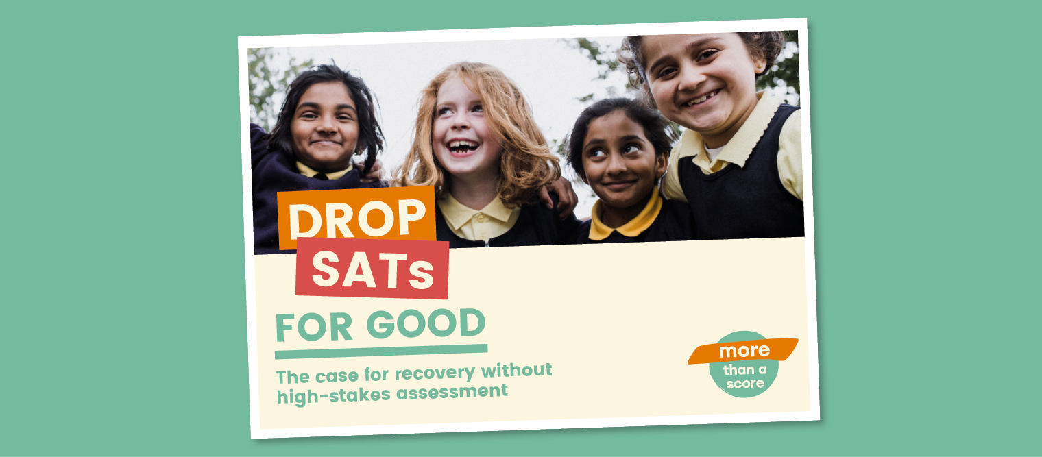 Drop SATs for good: the case for recovery without high-stakes assessment